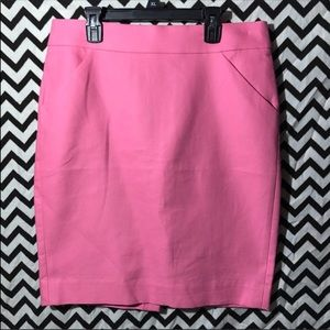 "J. Crew "" The Pencil Skirt "" sz 8"